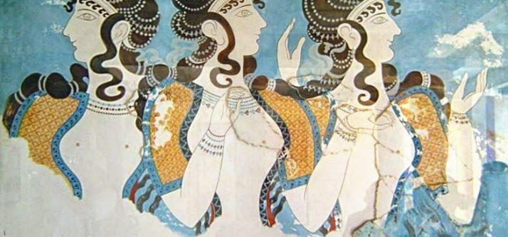Arte Egeia: muitas culturas em uma?!