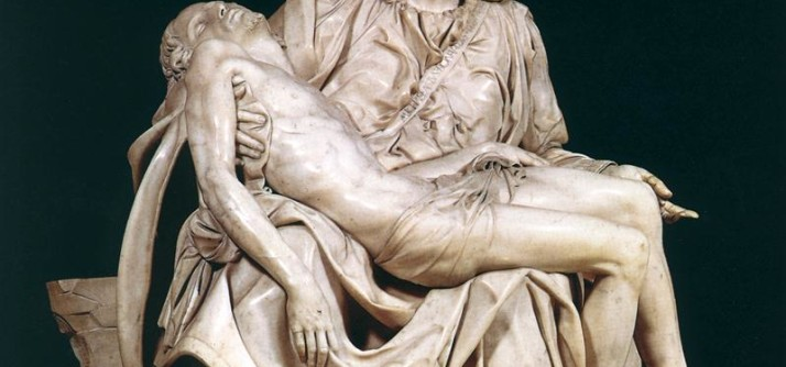 Pietá: a obra-prima de um Michelangelo Jovem