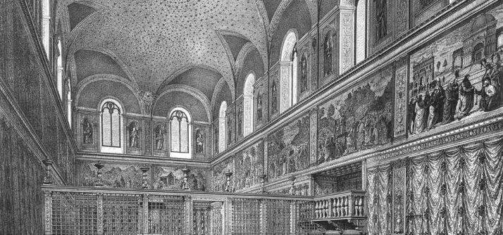 Michelangelo e a Capela Sistina: o escultor que se fez pintor