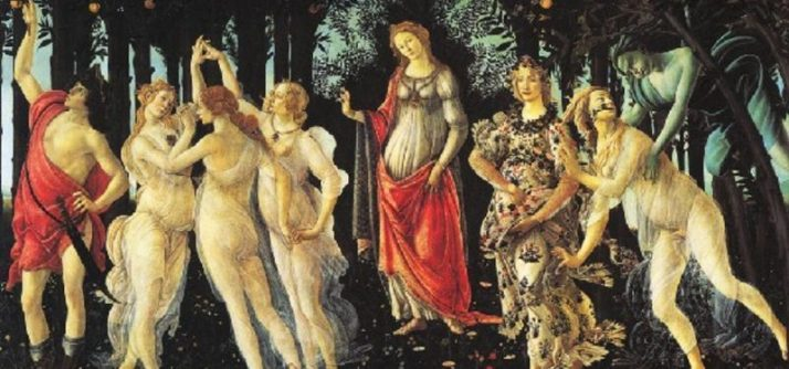 Botticelli – A Primavera | Renascimento
