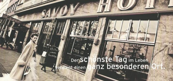 Dica de hotel histórico em Berlim | Savoy Hotel Berlin