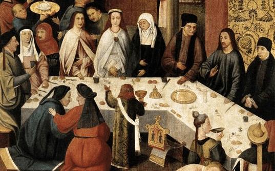 Bodas de Canaã – Bosch e o maior quadro do Louvre