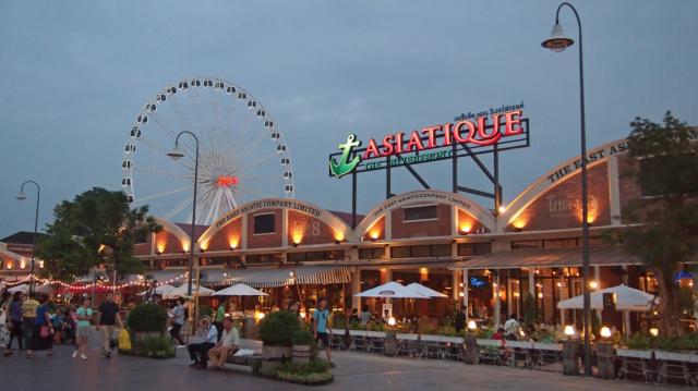 Onde comer comprar e trocar dólares ou euros em Bangkok