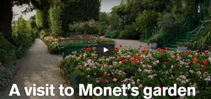 Descubra os jardins dos pintores: De Monet a Emil Nolde