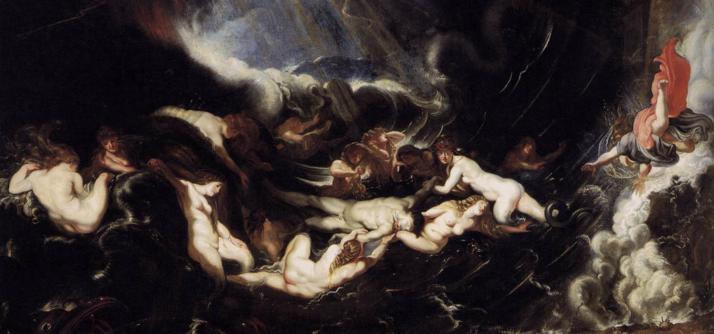 Rubens – muito mais do que o pintor das mulheres voluptuosas