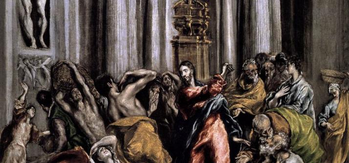 O desenvolvimento de um estilo pessoal na arte – El Greco