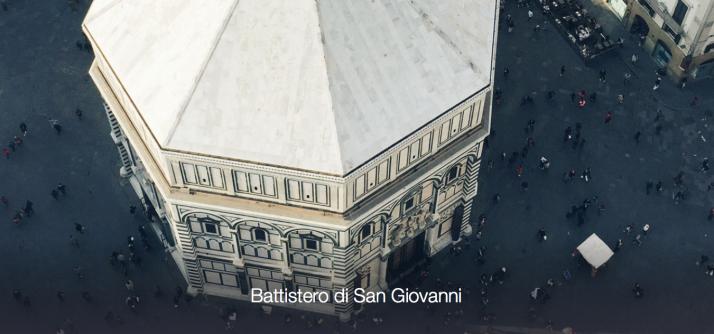 Batistério de Florença – Contando histórias através dos mosaicos – O que ver em Florença