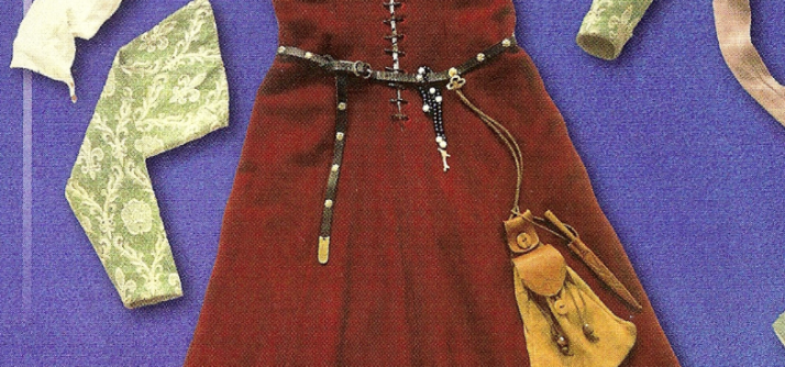 A roupa na Idade Média – moda #1