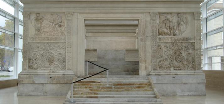 Ara Pacis – um monumento à paz ao estilo romano | O que ver em Roma #8