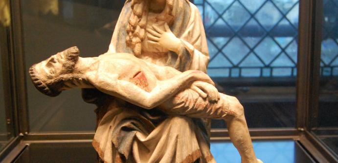 O que é uma Pietà?