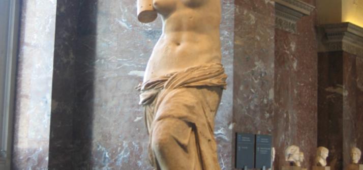Vênus de Milo: as mulheres clássicas gregas