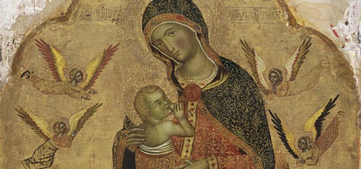 Como se pintava sobre madeira – Arte na Idade Média