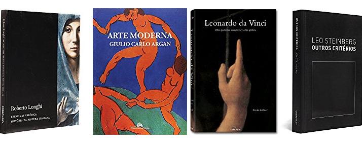 Livros de arte e decoração em oferta – Até às 23:00 horas