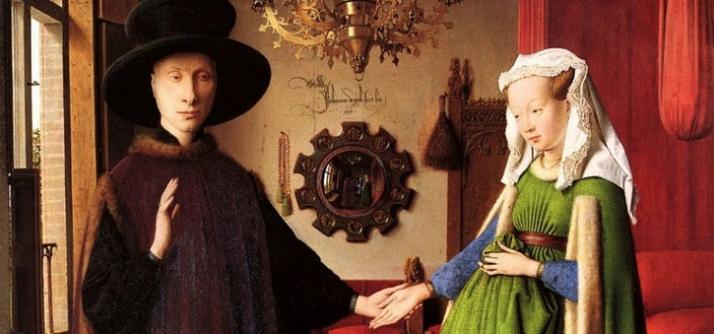 Jan van Eyck e o Casal Arnolfini | Obra-prima da National Gallery de Londres