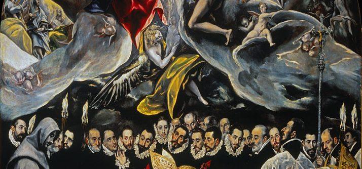 O Enterro do Conde de Orgaz – a obra-prima de El Greco
