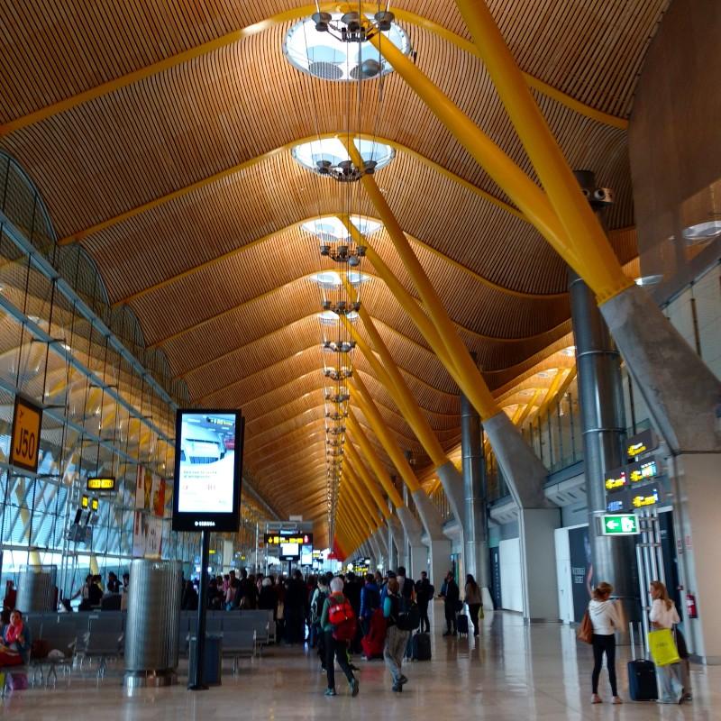 Tax Free no Aeroporto de Madri