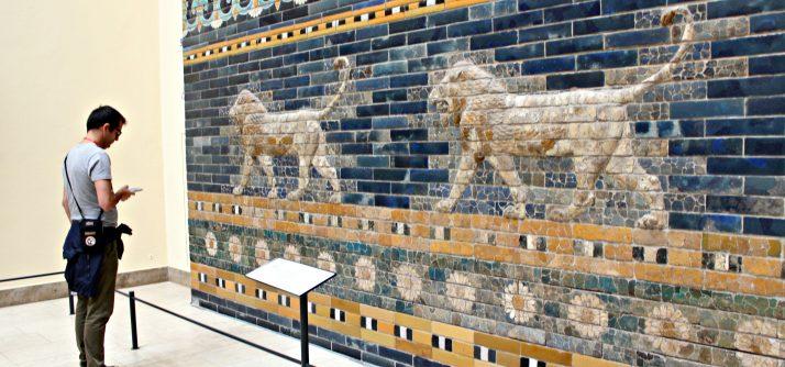 Porta de Ishtar – a porta mais impressionante da história antiga