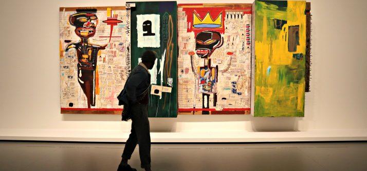 Basquiat – Vida e obra