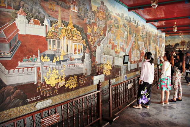 Grande Palácio de Bangkok