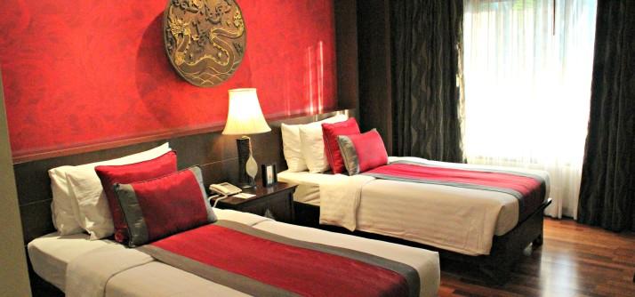 Onde dormir em Chiang Mai – De Naga Hotel Chiang Mai