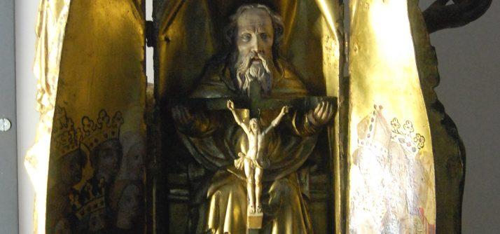 A Virgem que se Abre – Um tríptico da Idade Média