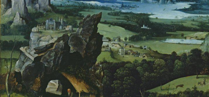 Patinir – o pai da paisagem