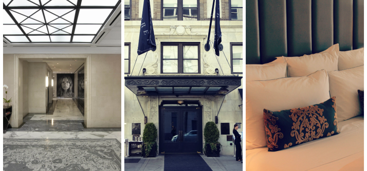 Dica de hotel de luxo em New York | The Surrey New York