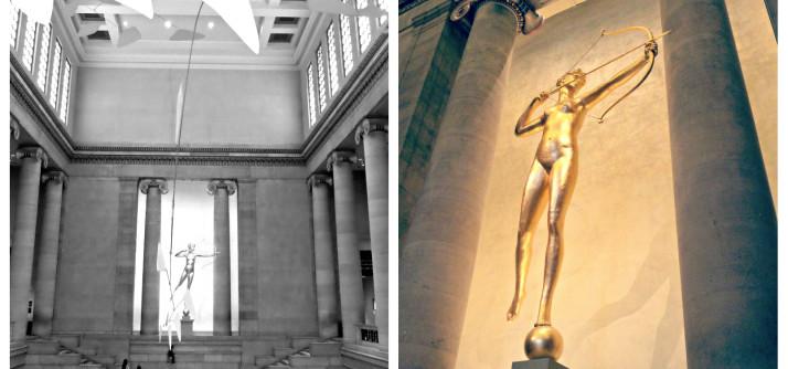 Guia de Visita do Museu de Arte da Filadélfia, o museu do Rocky