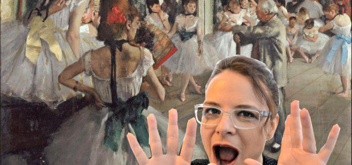 Por que Degas pintou tantas bailarinas? | Viajando no Impressionismo #9