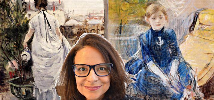 A mulher impressionista – Berthe Morisot | Viajando no Impressionismo #8