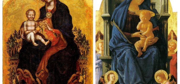 Do Gótico ao Renascimento (ou de Gentile da Fabriano a Masaccio)