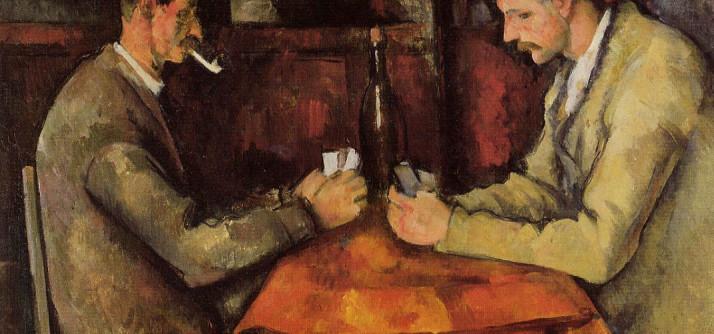 """10 fatos sobre """"Os Jogadores de Cartas"""" e um dos quadros mais caros do mundo"""