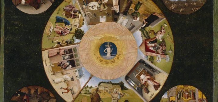 Bosch – o pintor dos infernos e dos pecados capitais
