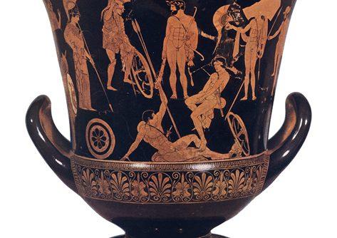 Cerâmica grega: para que servia e como era decorada