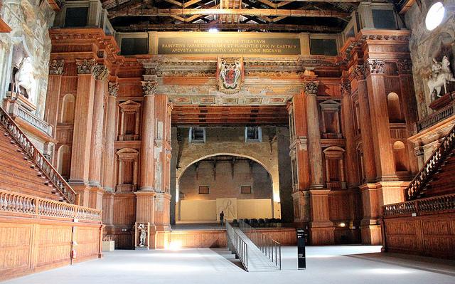 Teatro Farnese | Palazzo della Pilotta