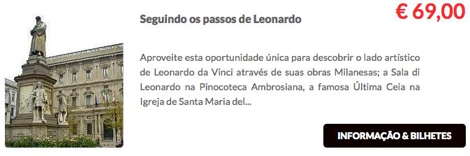 Como comprar entradas para ver Ultima Ceia Leonardo Da Vinci